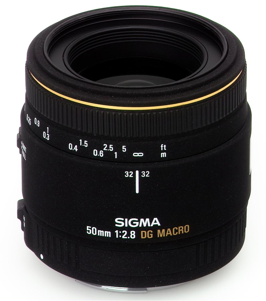 Sigma 50mm Macro Lens