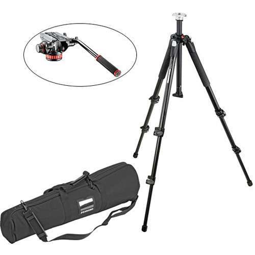 Manfrotto 502 Tripod