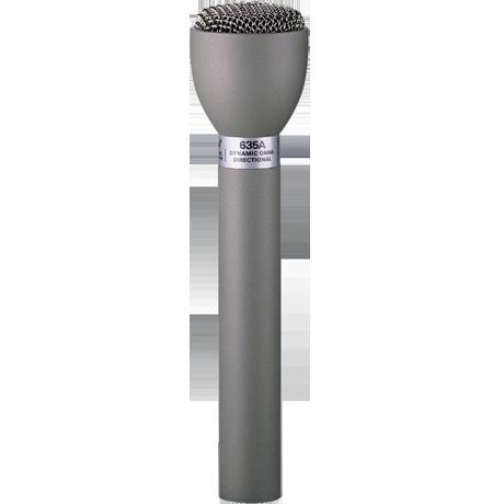 EV 635a dynamic omni directional microphone