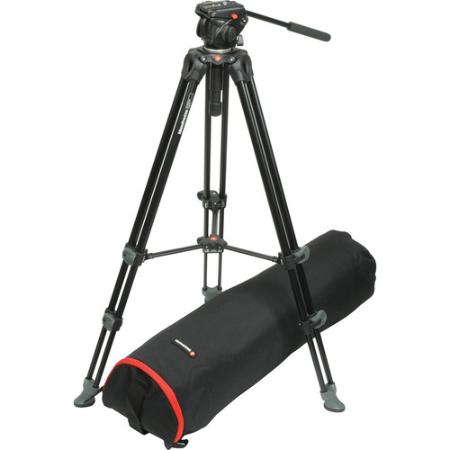 Manfrotto 701 Tripod