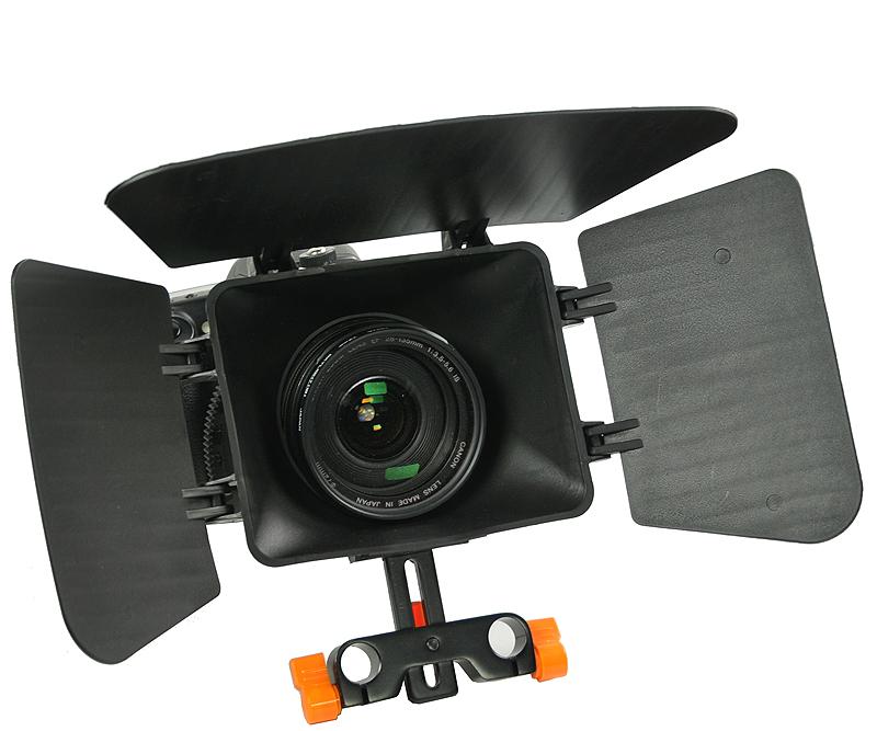 Ephoto Matte Box
