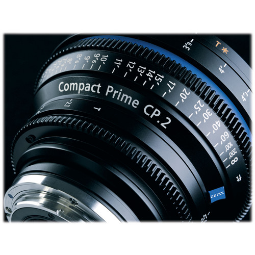 Zeiss CP.2 Prime Cine Lens Kit