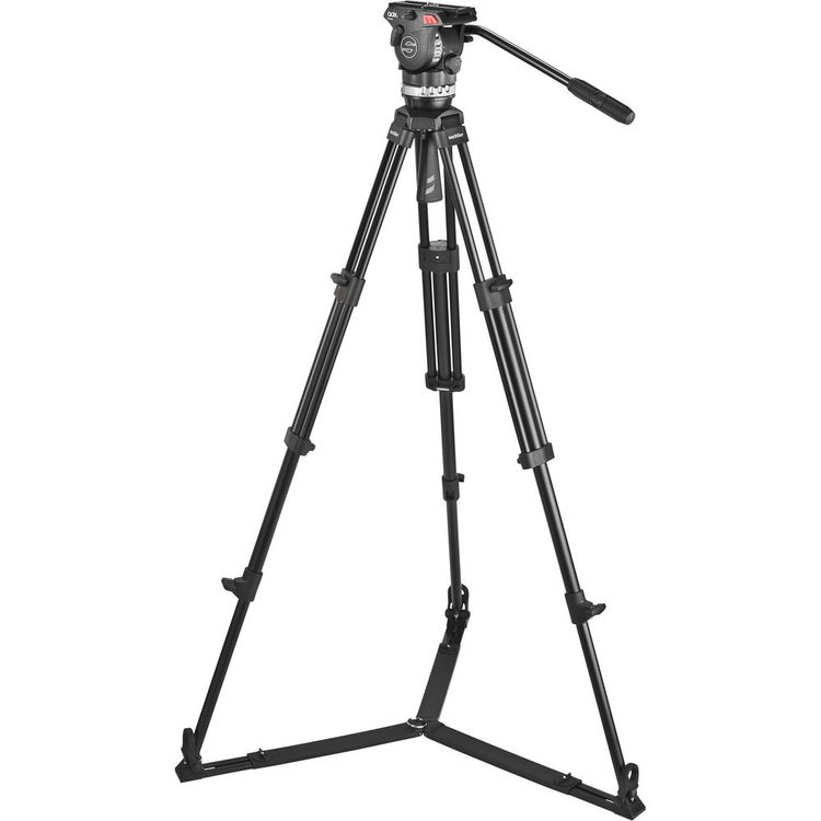 Sachtler Fluid Head Tripod