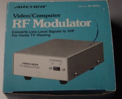Archer RF modualtor