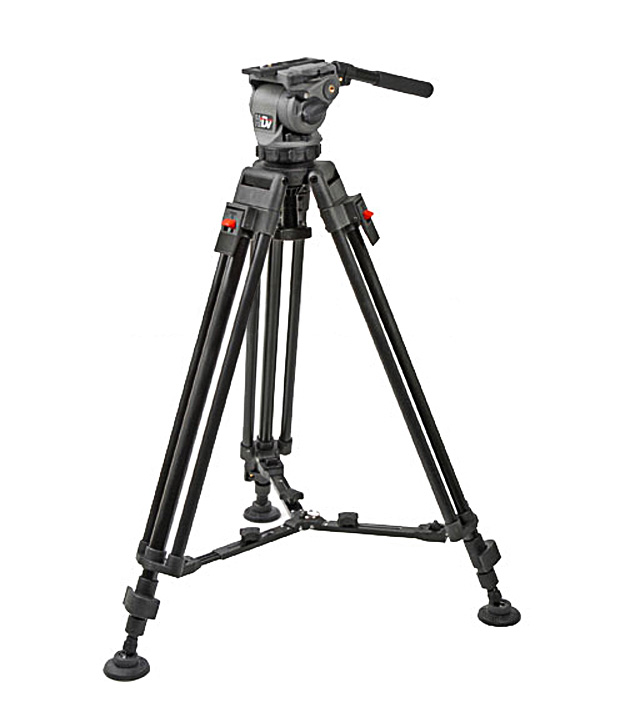 Cartoni HiDV Fluid Head Tripod