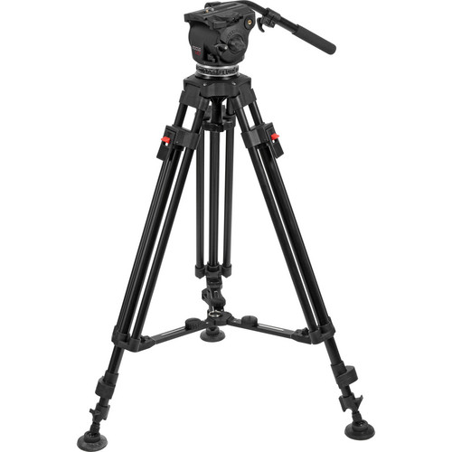 Cartoni Focus HD Fluid Head Tripod