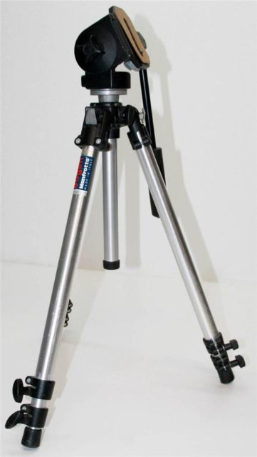 Manfrotto Friction Head Tripod