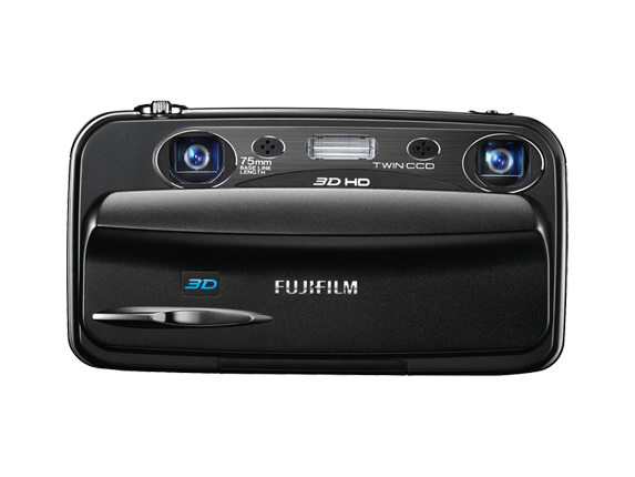 Fujifilm 3D video Camera