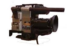 JVC 3 Tube Camera