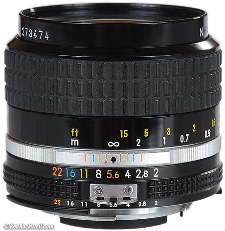 Nikon 35mm 2.0 Lens