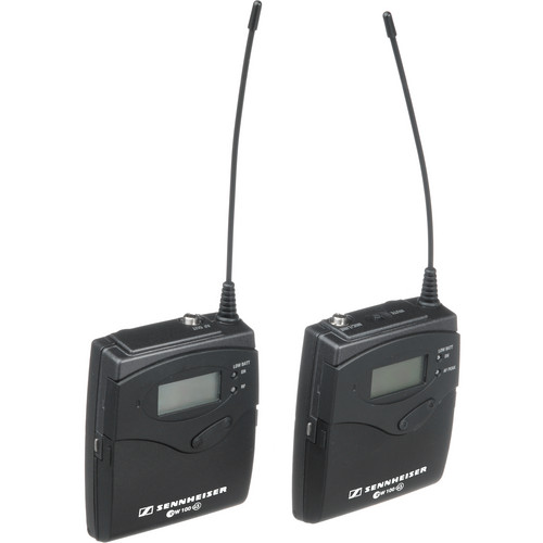 Senniheiser ew100 G3 wireless lav Mic