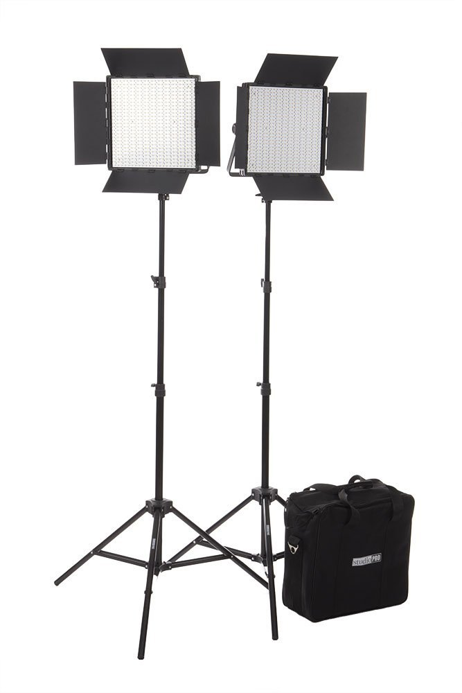 StudioPRO 600 LED Light Kit