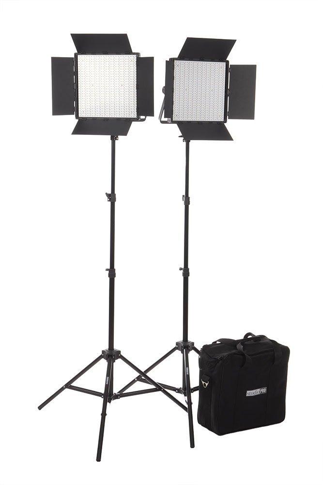 StudioPRO 600 LED Light Kit