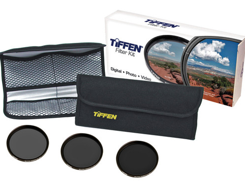 Tiffen ND filters