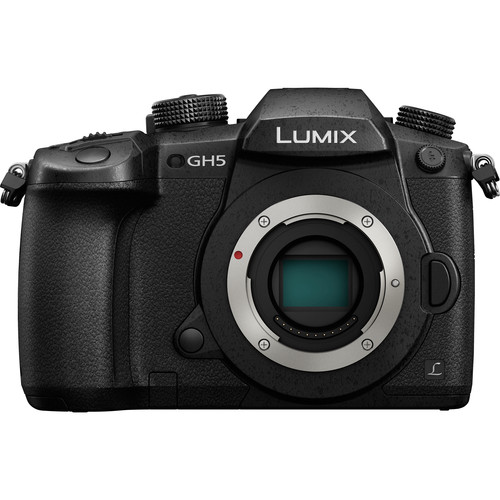Panasonic GH5 Camera with Zoom Lens