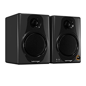 Behringer Media40USB Speakers