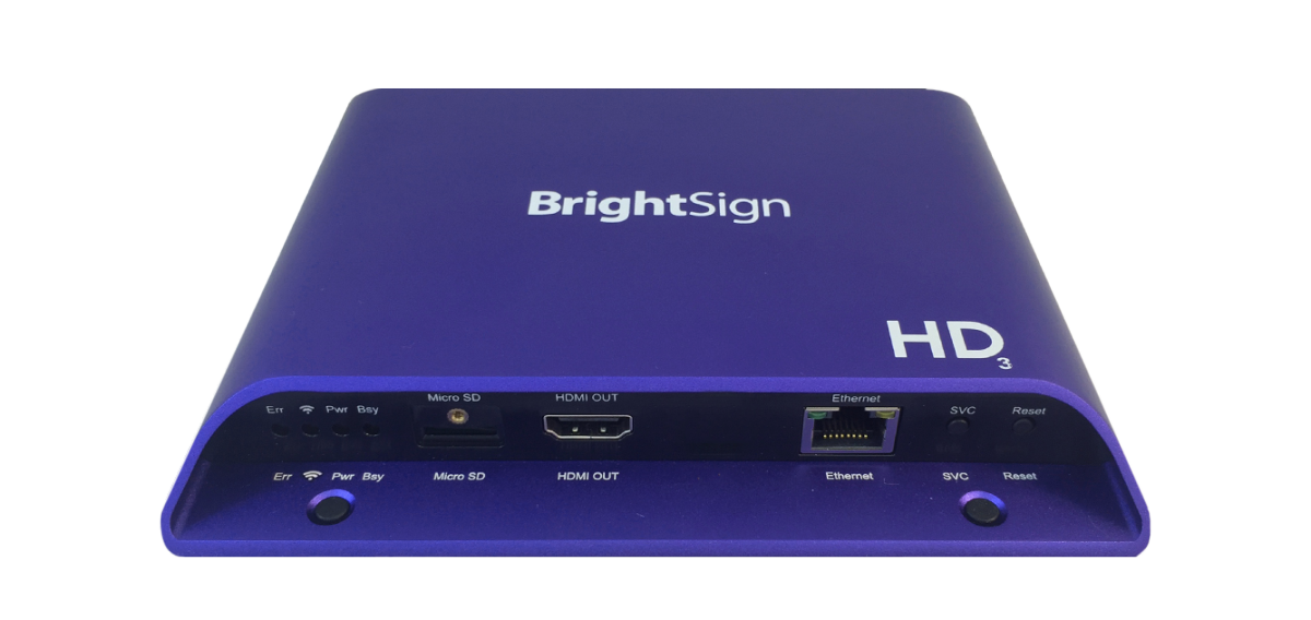 Bright Sign HD233 Kit