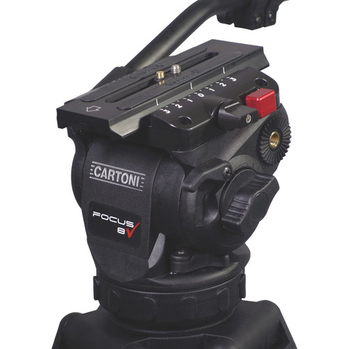 Cartoni Focus 8  Tripod