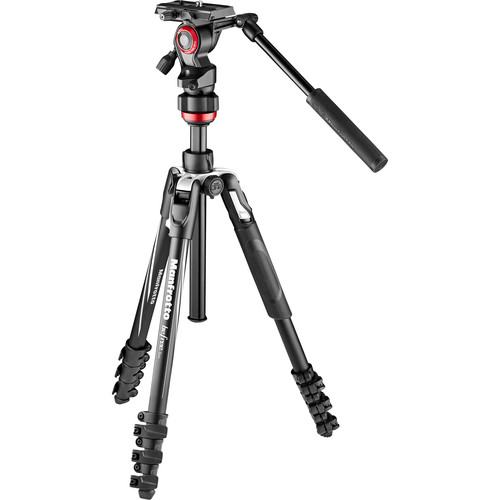 Manfrotto Befree Live Travel Tripod