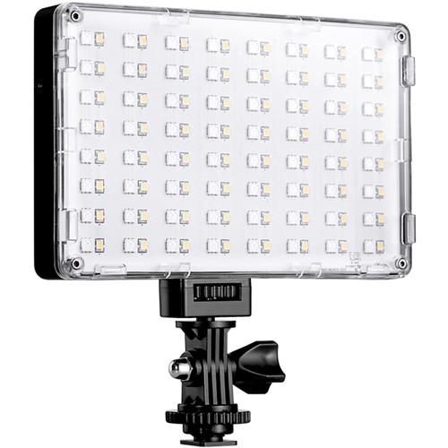 GVM RGB On-Camera Light